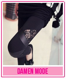 Damen Mode Leggings