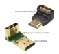 Mobile Preview: Winkel HDMI Stecker