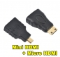 Preview: HDMI Micro - HDMI Mini